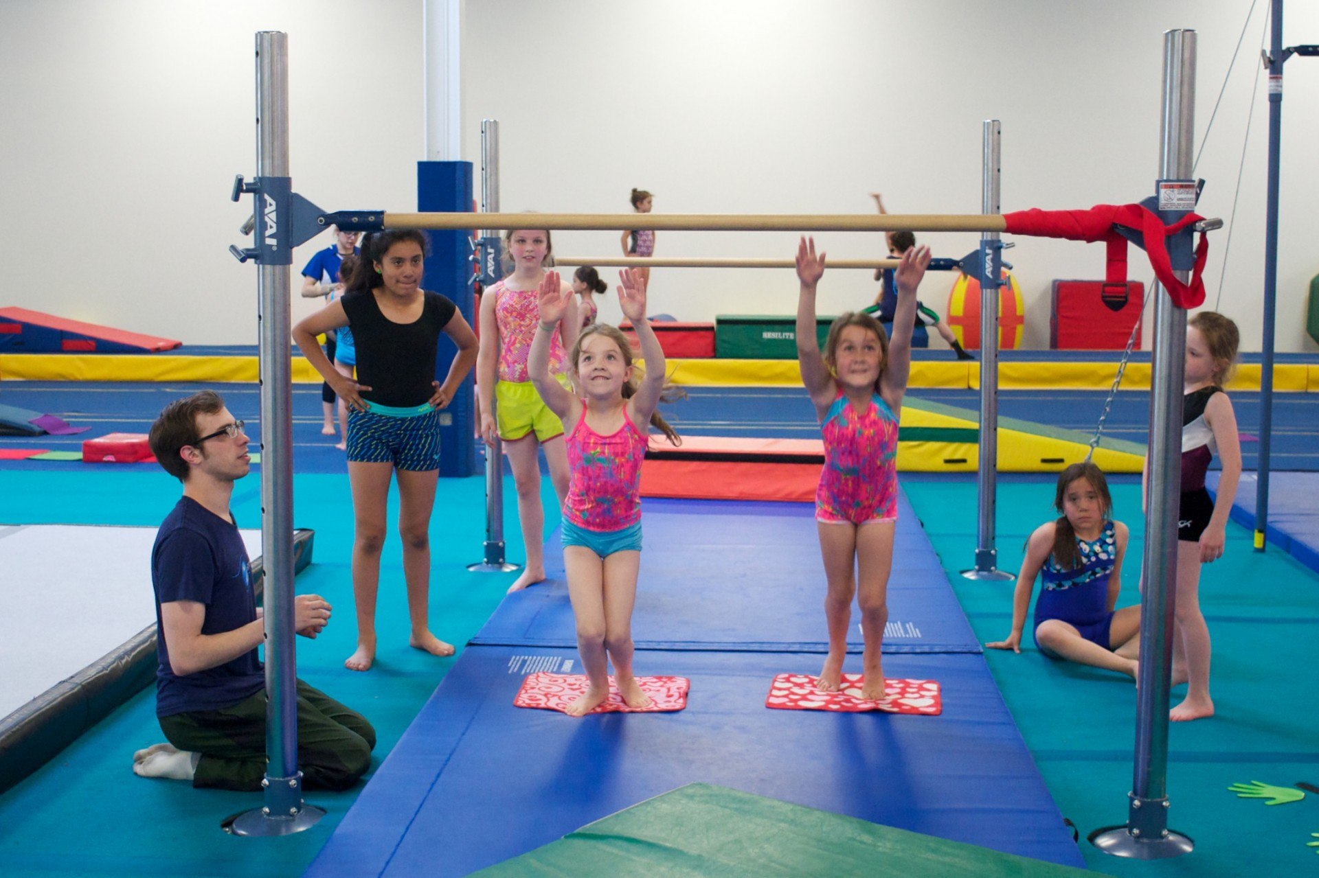 PreSchool Gymnastics - Saco Valley Gymnastics Training Center